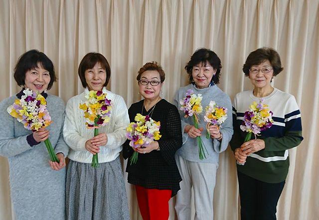 NHK文化センター くらしの花レシピ